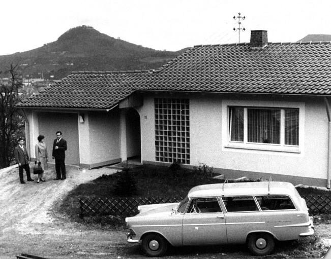 1962 Gründung der Firma