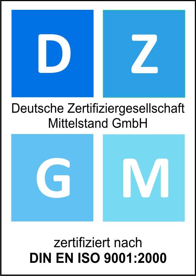 DZGM Zertifikation