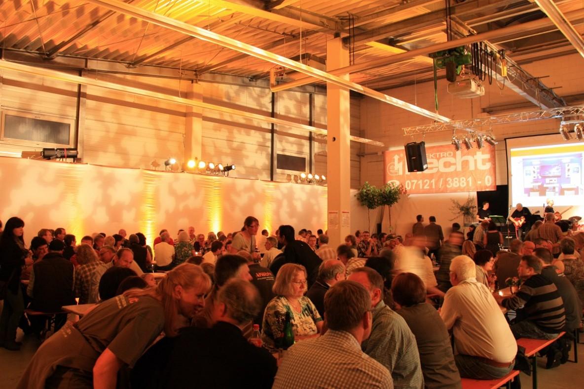 Jubiläumsfest 2012