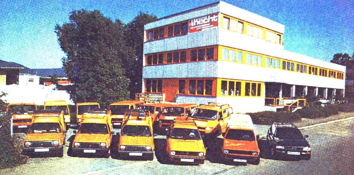 Uhlandstraße Reutlingen 1994
