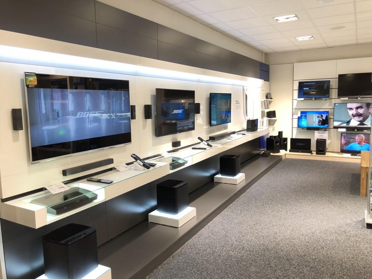 Modernisierte Verkaufsräume in Reutlingen 2017