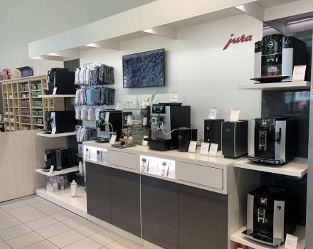 Jura Kaffeevollautomaten bei Elektro Hecht in Pfullingen