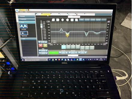 Soundtuning auf dem Laptop